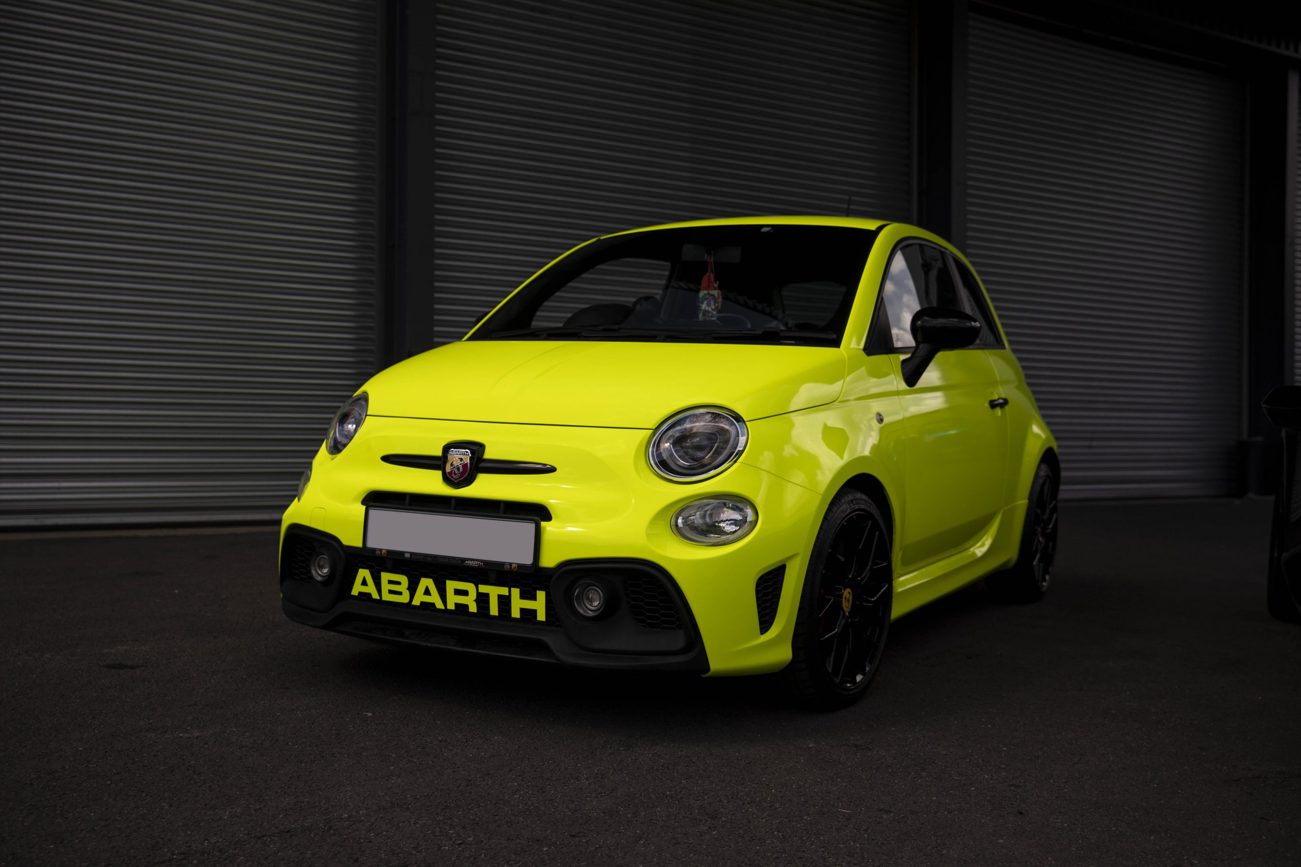 Abarth Wrap Project